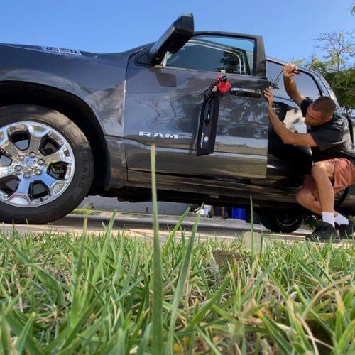Paintless dent repair Irvine